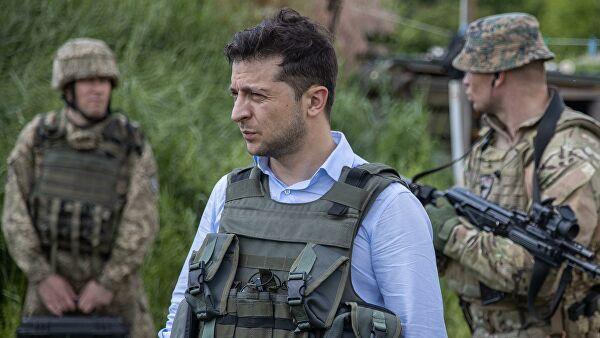 Зеленски: Верујем да ће сукоб у Донбасу престати до краја ове године
