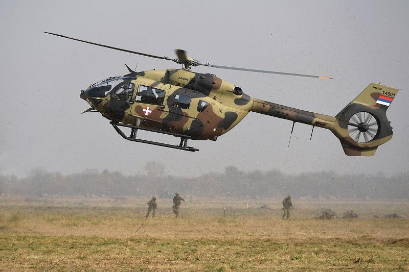 Хеликоптер Х-145М - велики технички искорак за Војску Србије