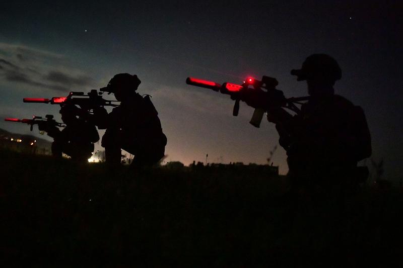 Pripadnici 63. Padobranske brigade u stanju da nanesu udarce neprijatelju bilo kad i bilo gde