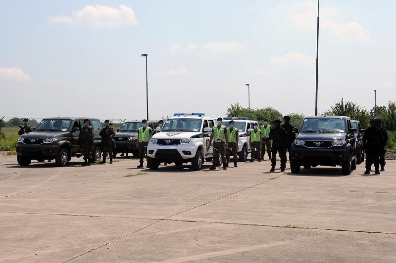 Bezbednija i sigurnija vozila za pripadnike Vojske Srbije
