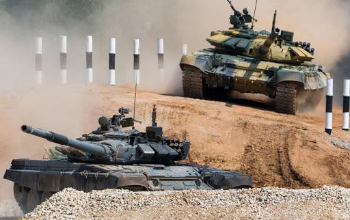 Тенковски биатлон: Србија, Белорусија, Азарбејџан и Кина - трећа етапа