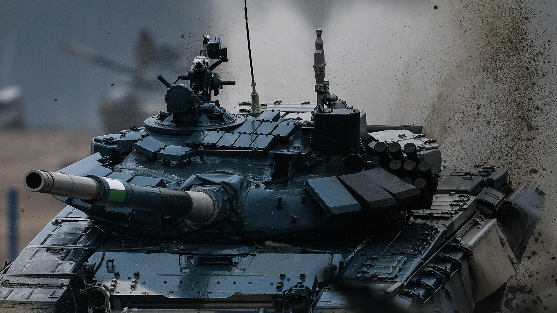Русија модерн изује све тенкови Т-72 у верзију Т-72Б3М