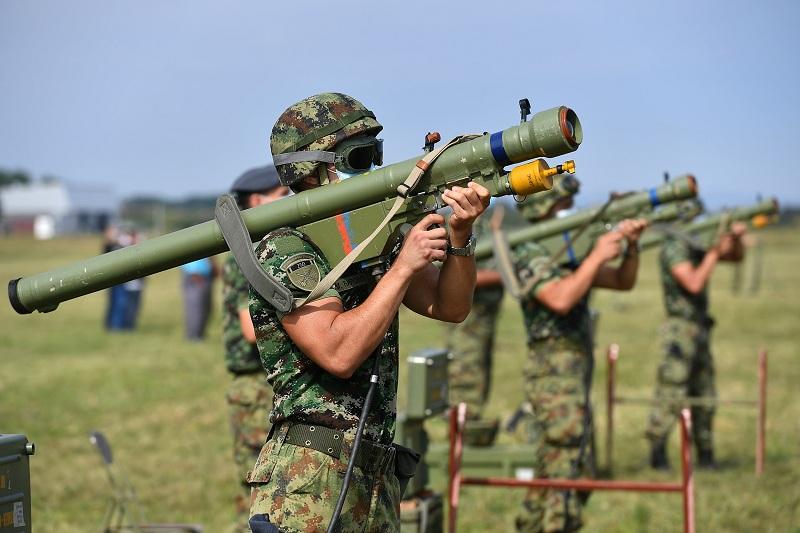 Војска Србије не напушта ниједно средство