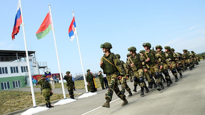 Београд није обавестио Минск о својој намери да одустане од учешћа на војној вежби