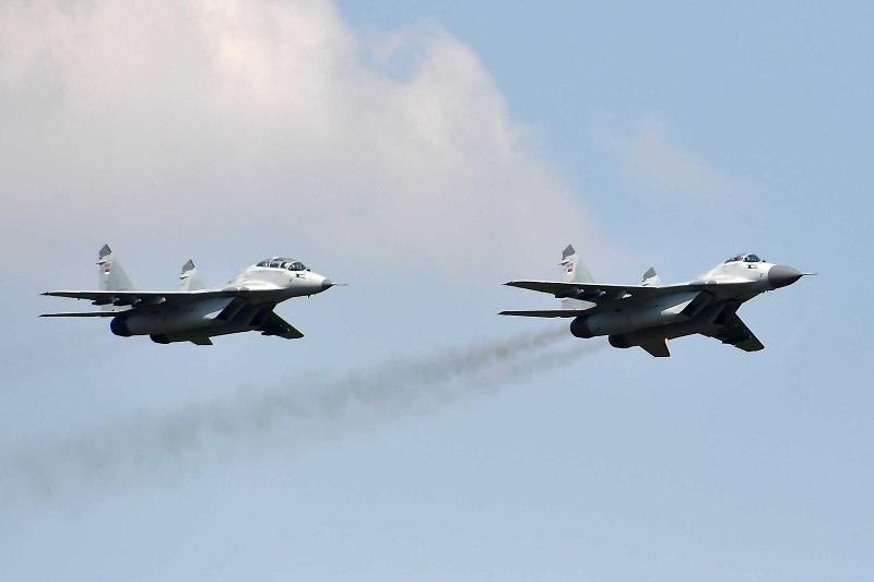 Vojska Srbije trenutno raspolaže sa 14 aviona MiG-29