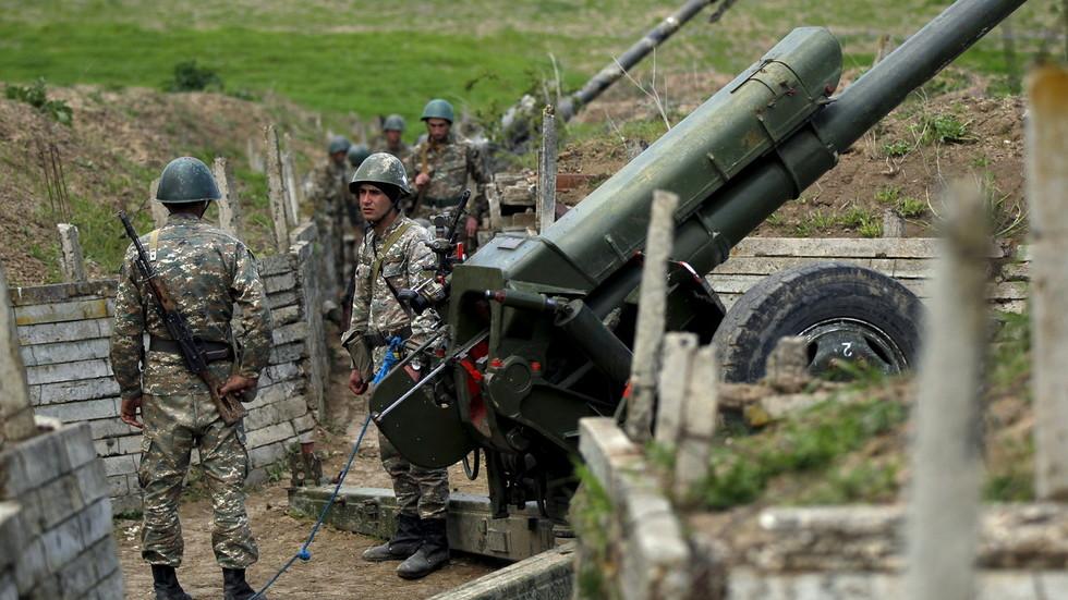 РТ: Сукоб између Јерменије и Азербејџана због спорног региона Нагорно-Карабах