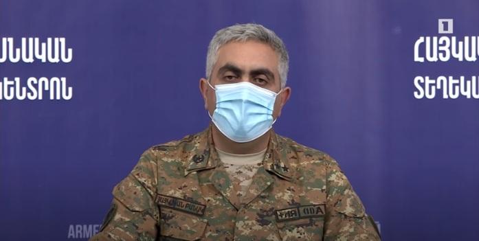 Јерменија: Тешке борбе настављене током целог дана на северном и јужном правцу