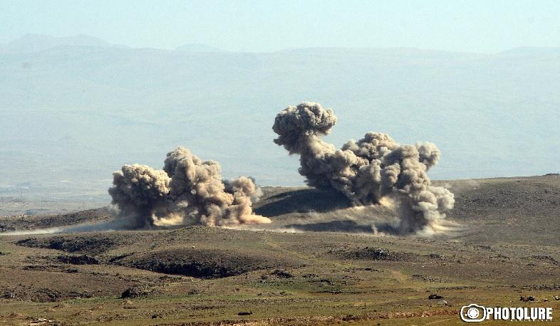 Јереван: Непријатељ покушао да се прегрупише и преусмери снаге