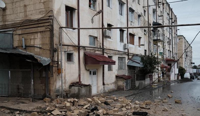 Степанакерт и друге градови Нагорно-Карабаха поново под артиљеријском ватром