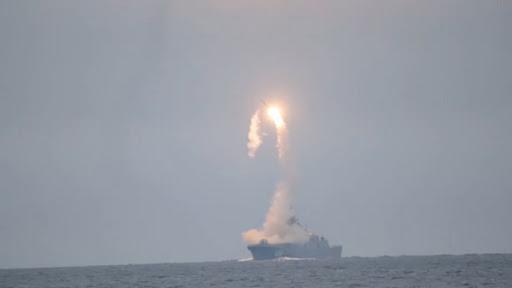 """Русија успешно тестирала хиперсоничну ракету """"Циркон"""""""