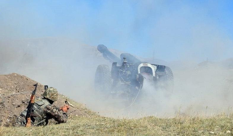Vojska Nagorno-Karabaha povratila izgubljene položaje