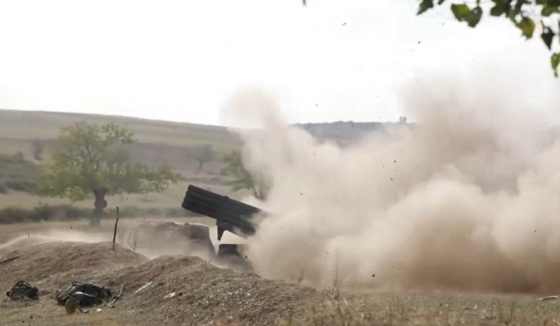 Нагорно-Карабах: Азербејџанске снаге покушавају да заузму Гадрут
