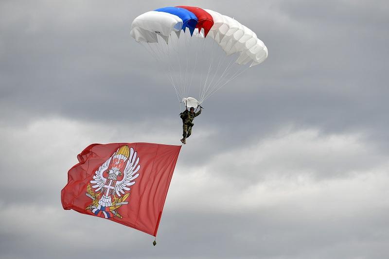 """""""63. Падобранска, увек бригада никад батаљон"""""""