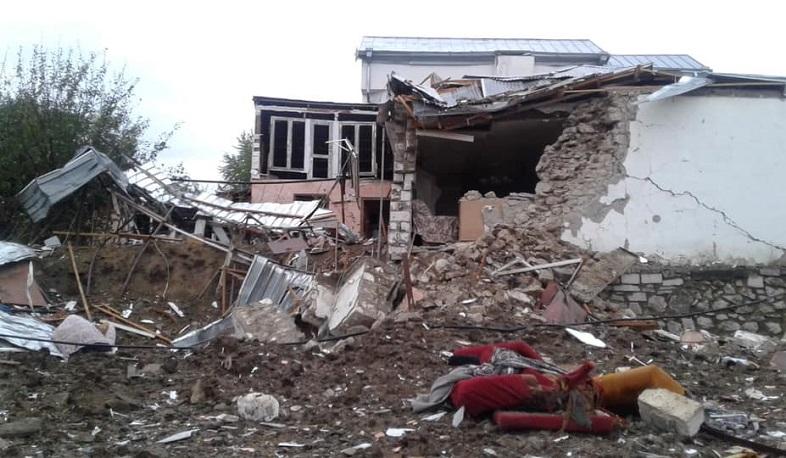 Stepanakert ponovo pod granatama