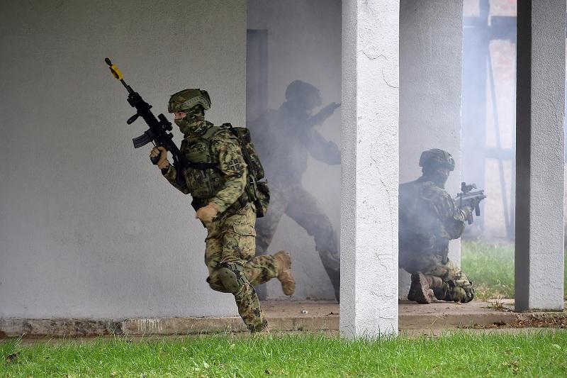 """""""Pripadnici 72. brigade za specijalne operacije ponos su Vojske Srbije"""""""