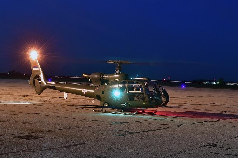 """Aerodrom """"Pukovnik-pilot Milenko Pavlović"""" završetkom druge faze radova na svetlosnoj signalizaciji povratio 100 posto manevarskih kapaciteta"""