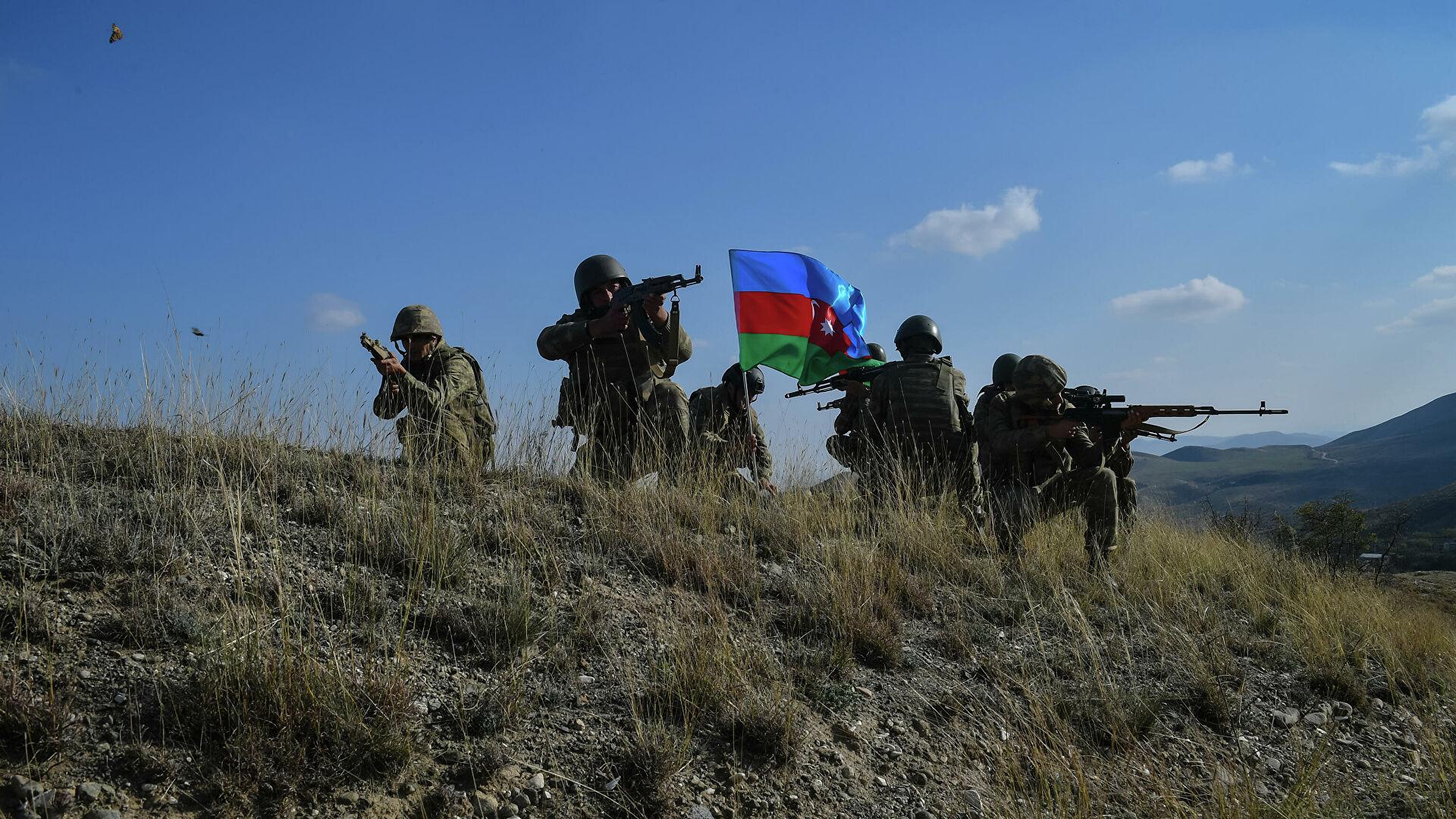 Азербејџан: Војска у Нагорно-Карабахз заузела нове положаје у три рејона