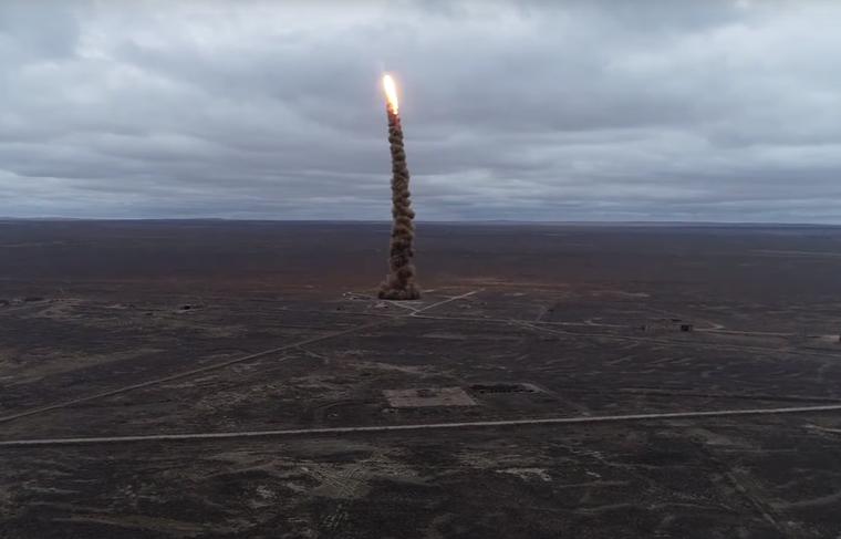 Русија тестирала нову ракету за противракетну одбрану