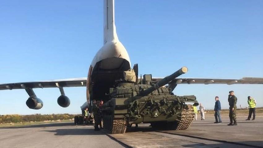 """""""Бели орлови"""" стигли у Србију: O каквим борбеним машинама се заправо ради?"""
