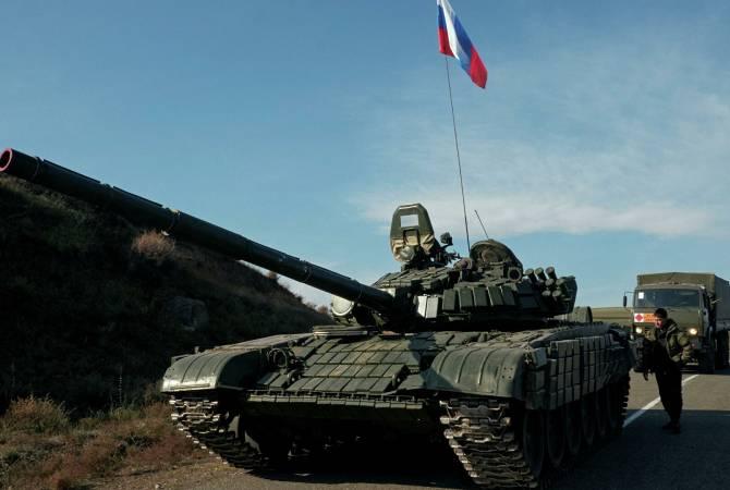 Руски мировњаци ушли у Степанакерт