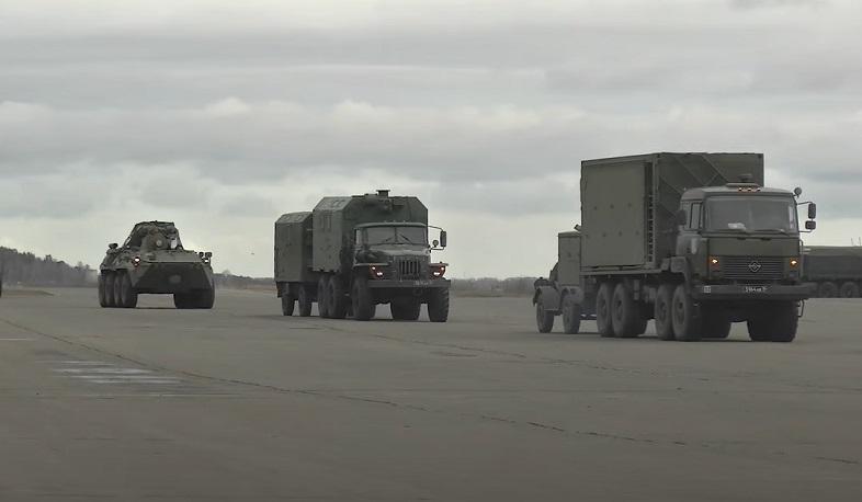 Русија формира Центар за хуманитарно реаговање у Степанакерту