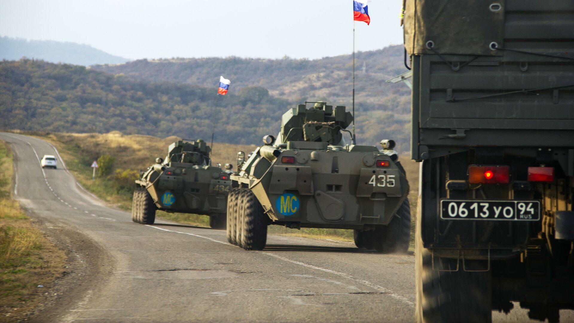 Командант руских мировних снага у Нагорно-Карбаху: Нема кршења прекида ватре ни провокација