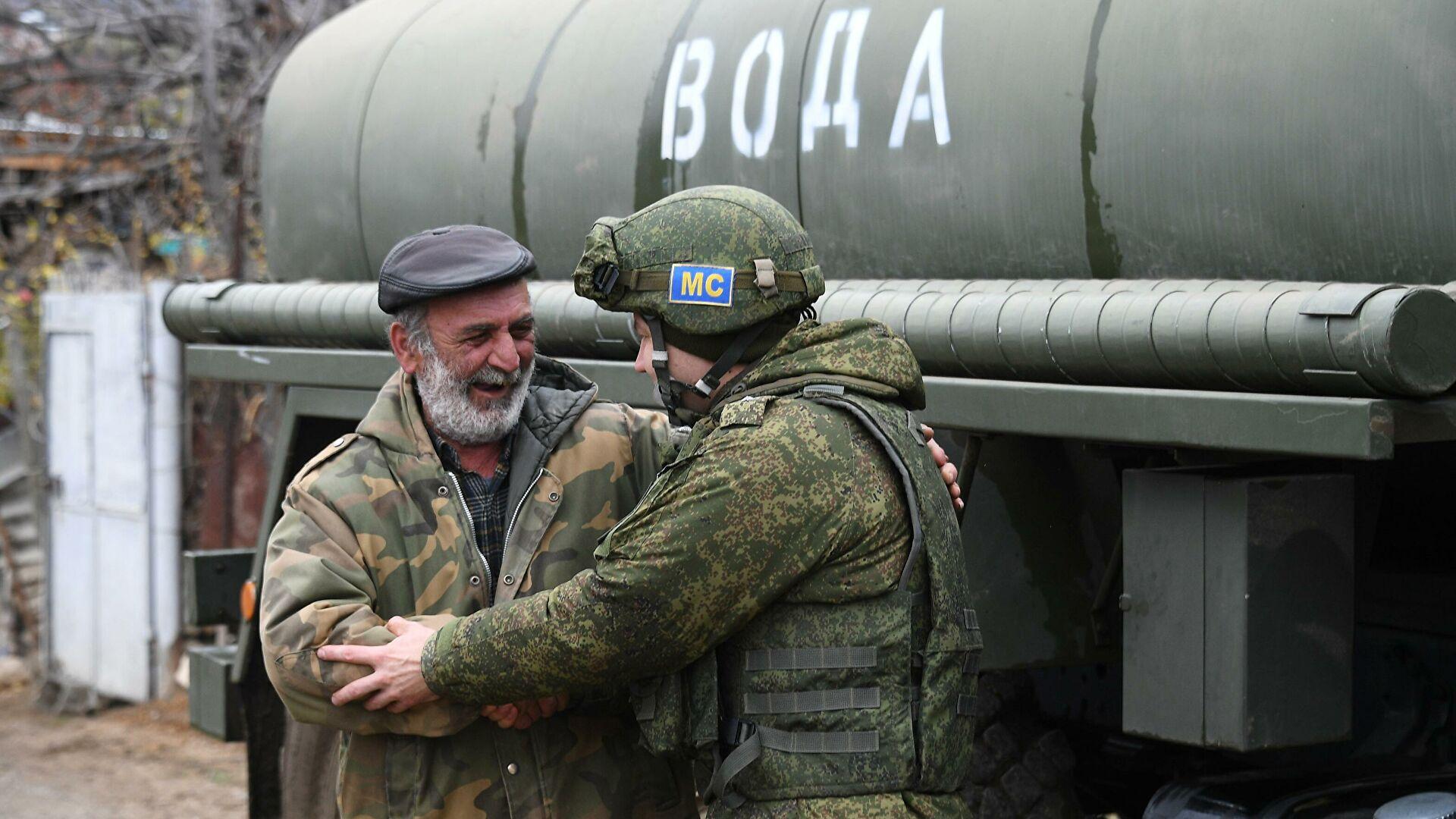 Шојгу: Подршка миру у Карабаху један један од приоритета Русије