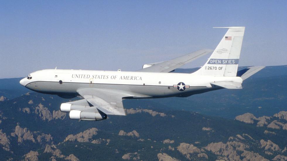 РТ: Нема више Отвореног неба: САД излазе из Уговора из доба Хладног рата који је помогао глобалној безбедности, оптужујући Русију