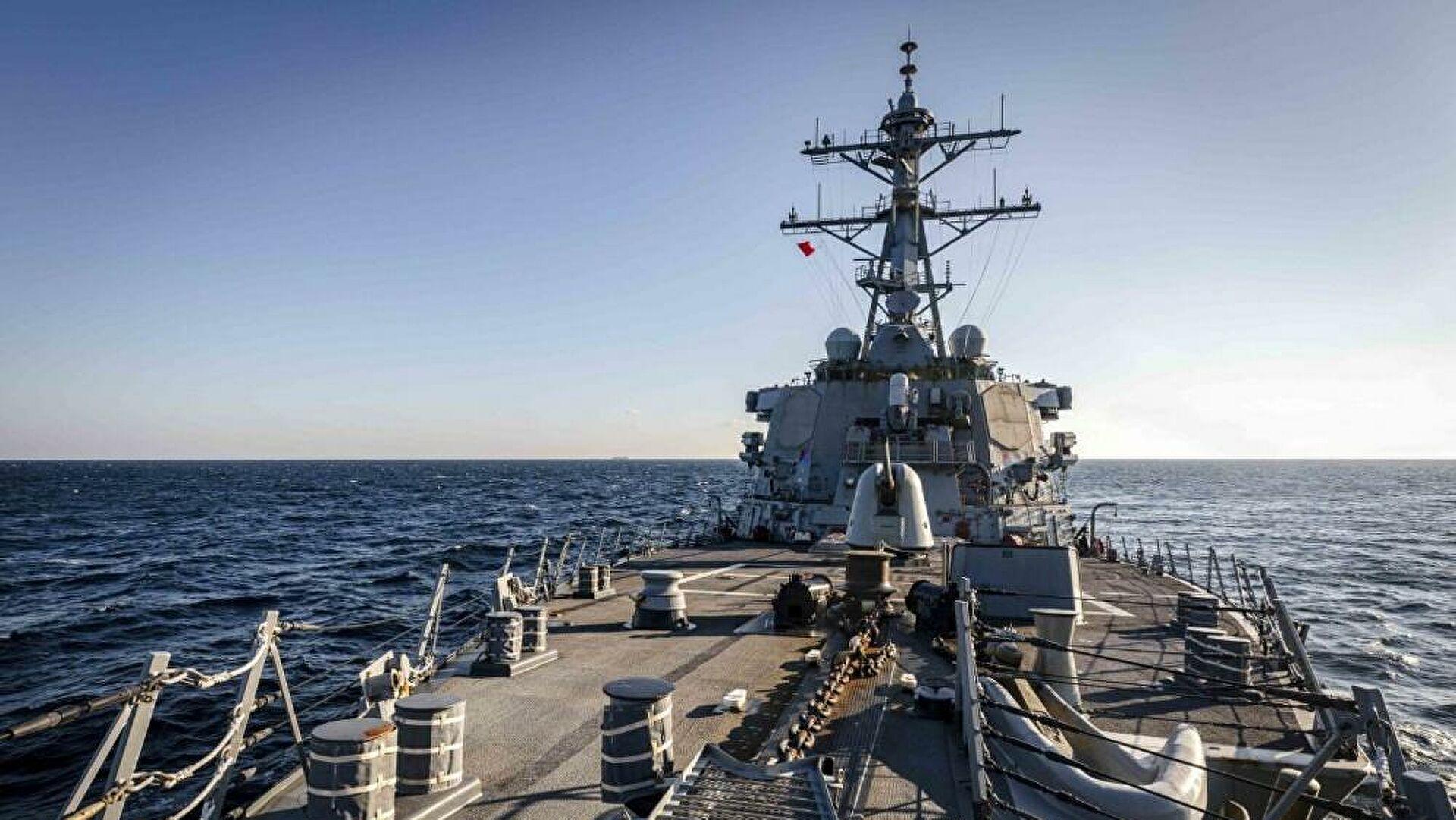 """""""САД извођењем операције показале да залив Петра Великог нису територијалне воде Русије"""""""
