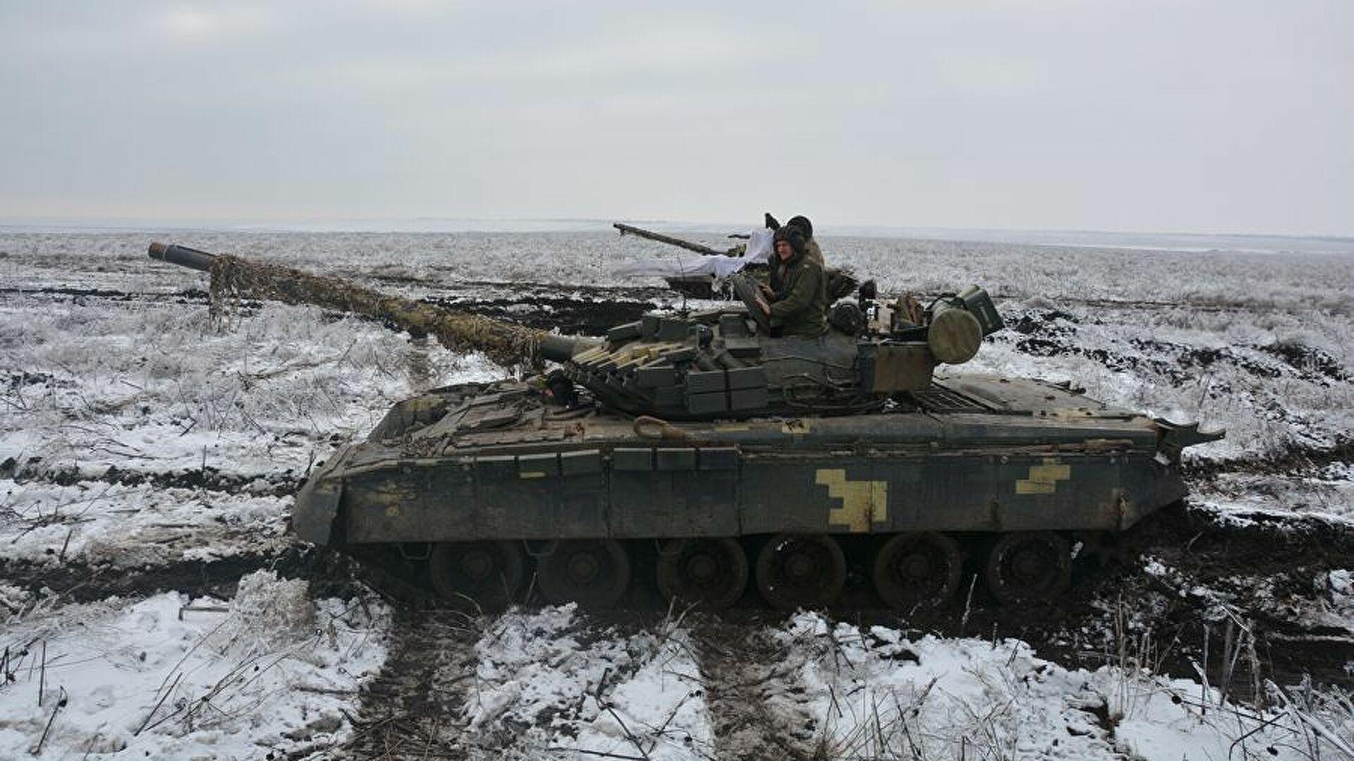 """Komandant ukrajinske vojske """"ne vidi čisto vojno rešenje"""" za Donbas"""
