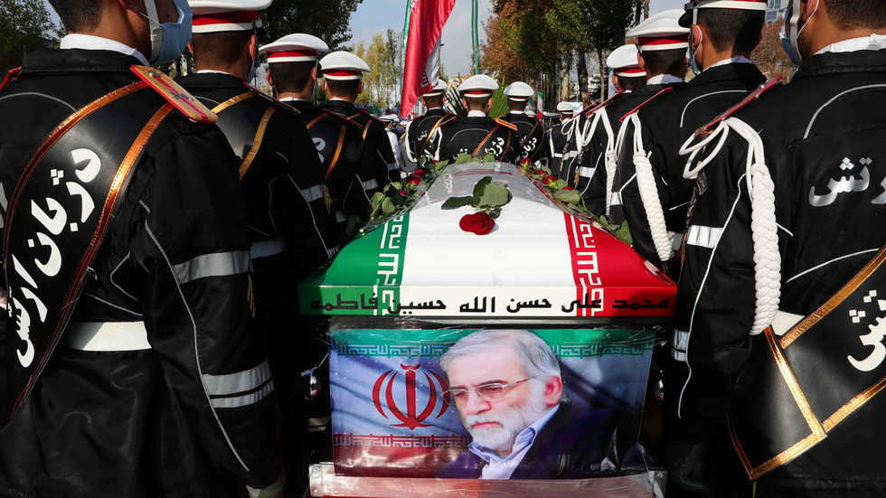 РТ: Израелско оружје коришћено у убиству иранског нуклеарног научника - ирански државни медији
