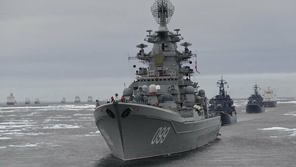"""""""Атлантска флота ће се супротставити Војно-поморској флоти Русије"""""""