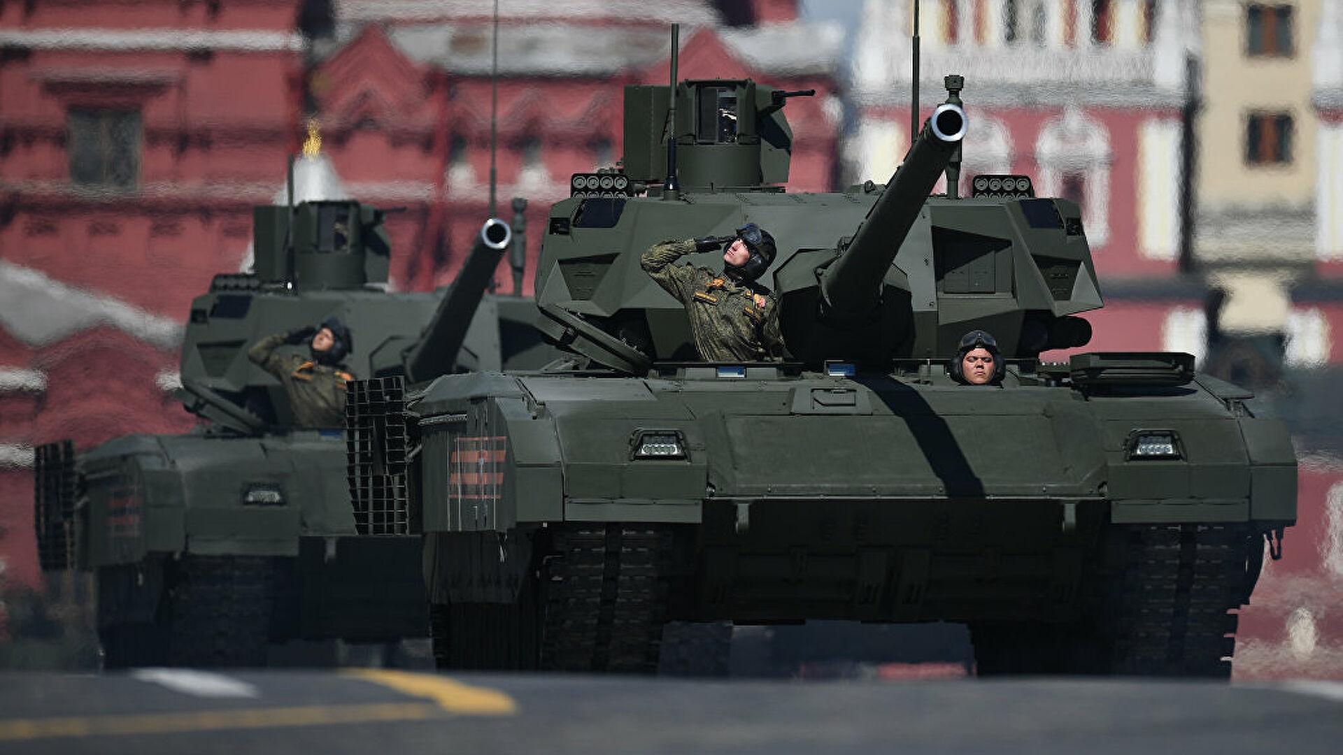 """RT: """"Najbolji tenk na svetu"""": Ruska vojska dobija prve isporuke """"revolucionarnog"""" T-14 """"Armata"""" sledeće godine"""