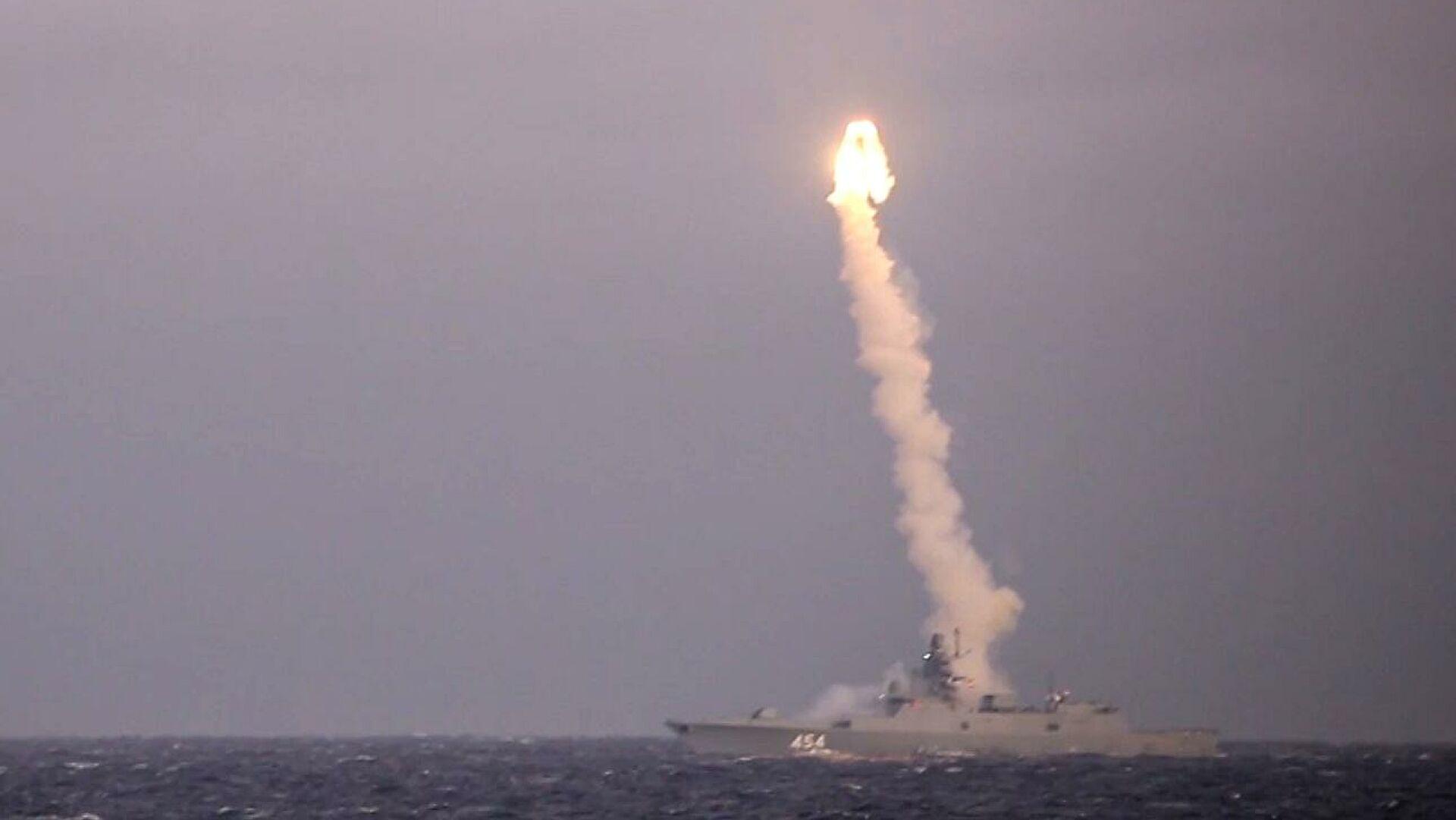 "Хиперсонична крстарећа ракета ""Циркон"" успешно тестирана"