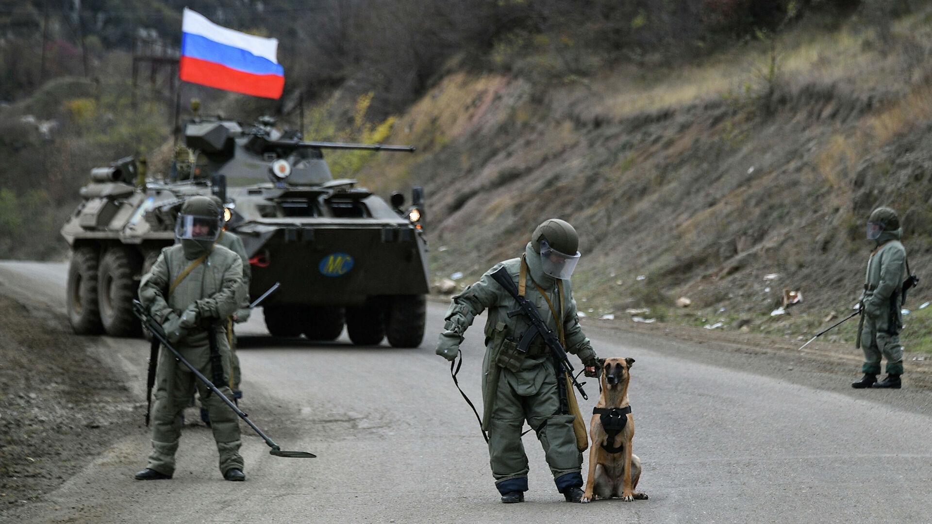 Јереван: Руски граничари ће обезбеђивати деоницу пута која се граничи са Азербејџаном