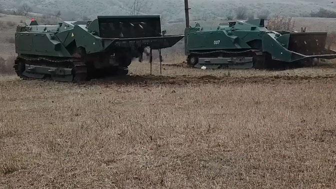Руски мировњаци разминирали 238 хектара терена у Нагорно-Карабаху