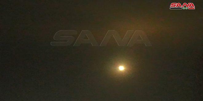 Sirija odbila izraelski vazdušni napad