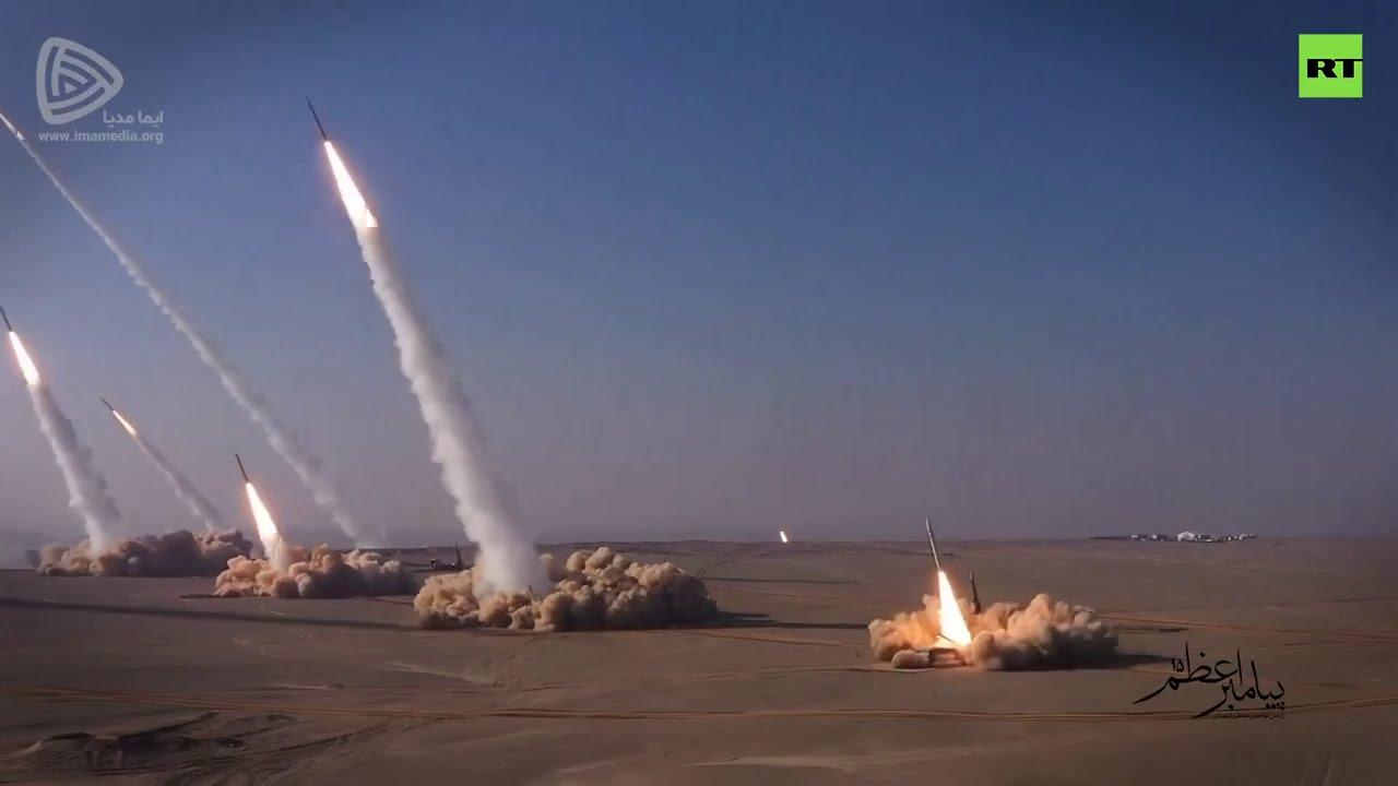 RT: Iran pokazao vojnu moć tokom vežbi u pustinji sa raketama i bespilotnim letelicama