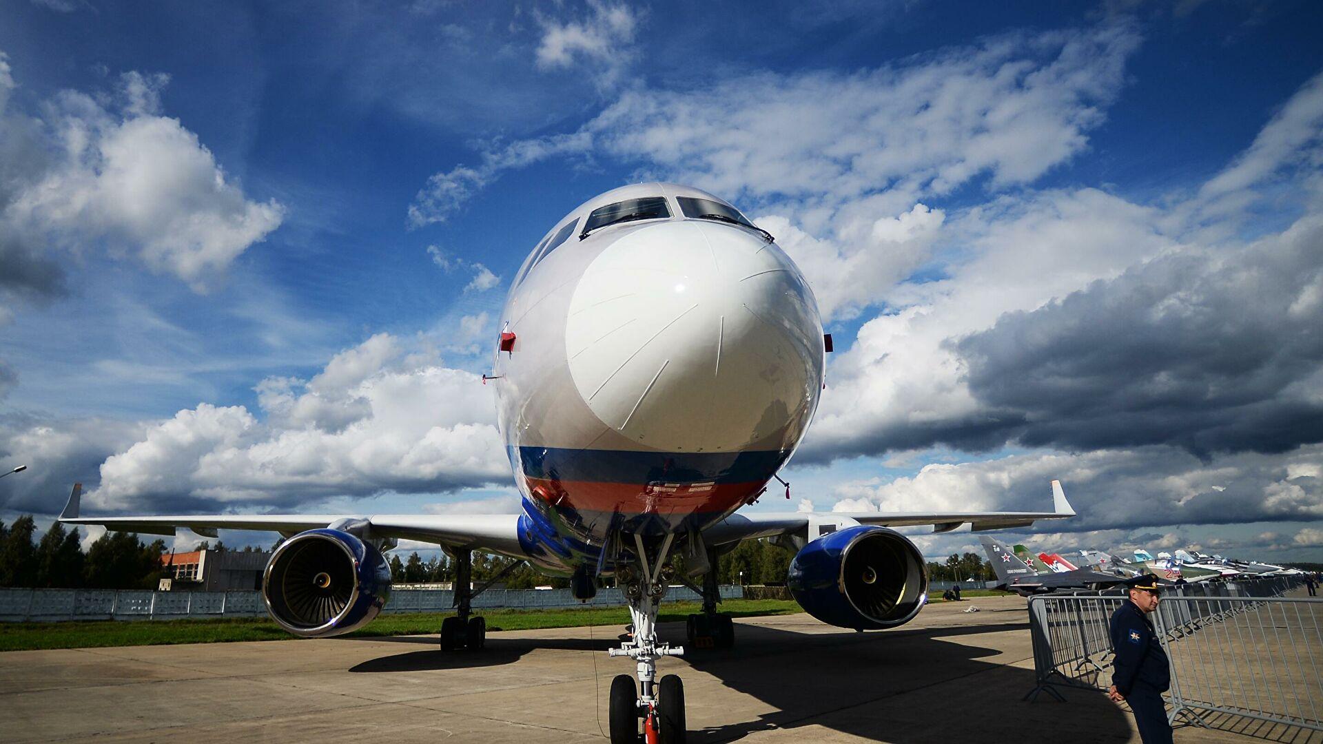 После иступања Русије из Уговора о отвореном небу, два авиона Ту-214ОН користиће се за контролу безбедности војних објеката