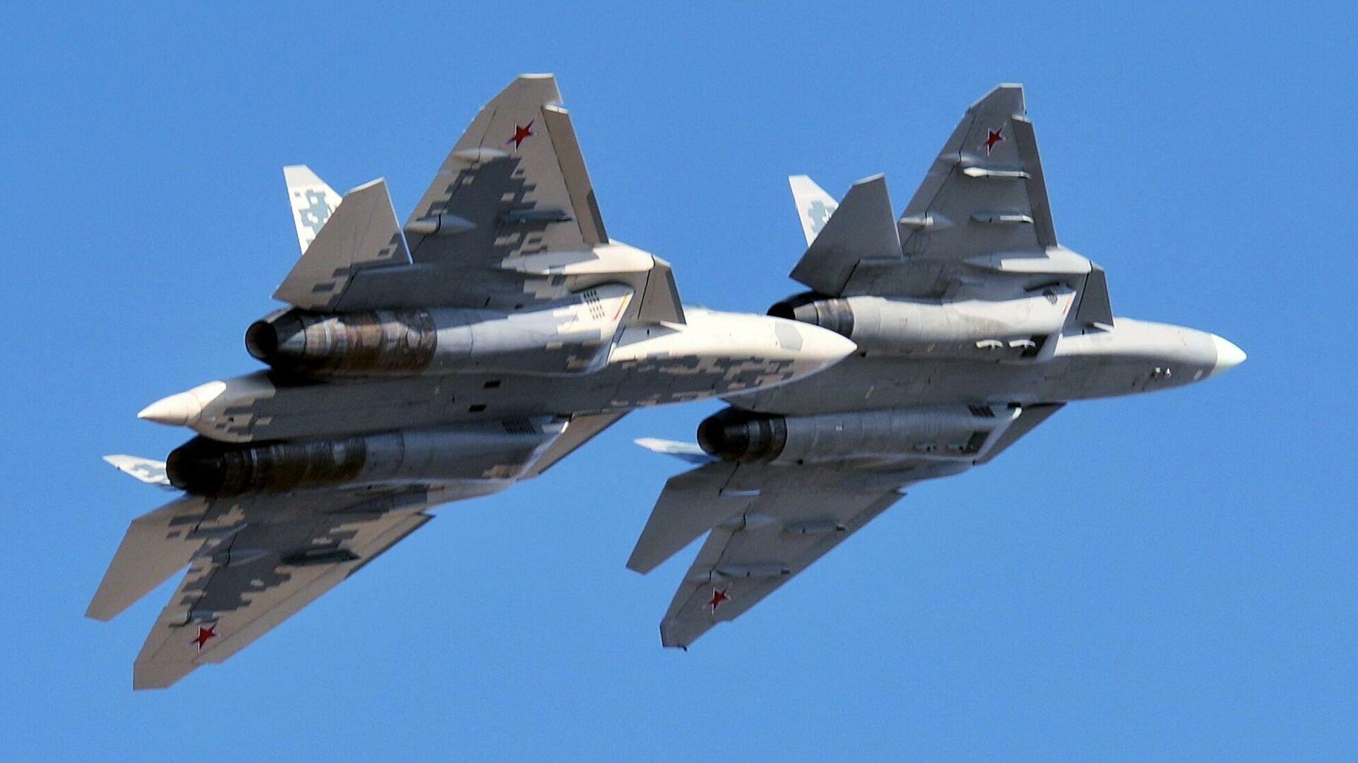 Prvi serijski lovac Su-57 raspoređen na jugu Rusije