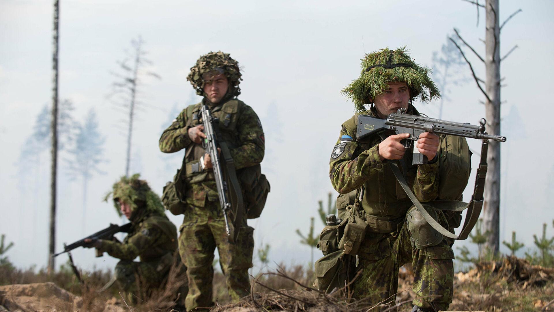 """Командант естонске војске позвао да се повећа потрошња на одбрану како би се супротставили дугорочном """"руском нападу"""""""