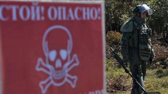 Руски деминери у Нагорно-Карабаху очистили више од 711 хектара територије од минско-експлозивних средстава