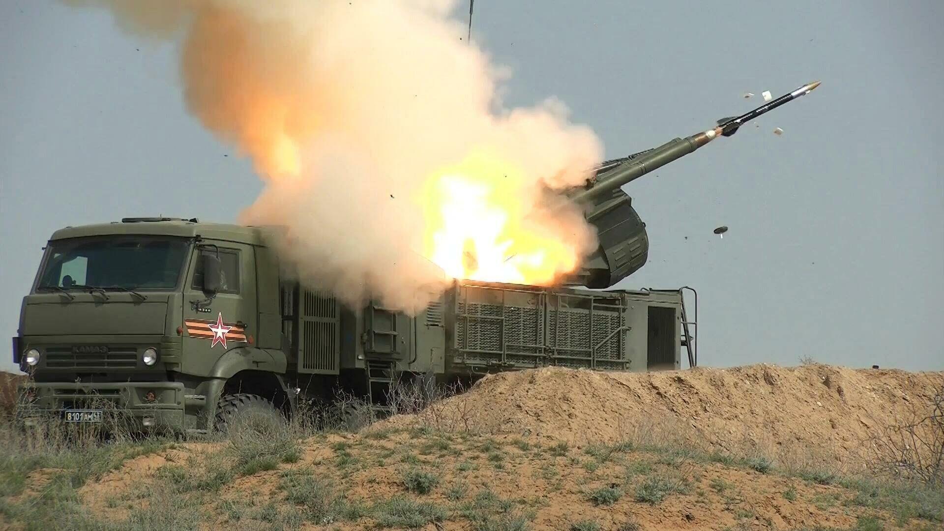 """""""Ростех"""" први пут представио побољшани ПВО систем """"Панцир С1М"""""""