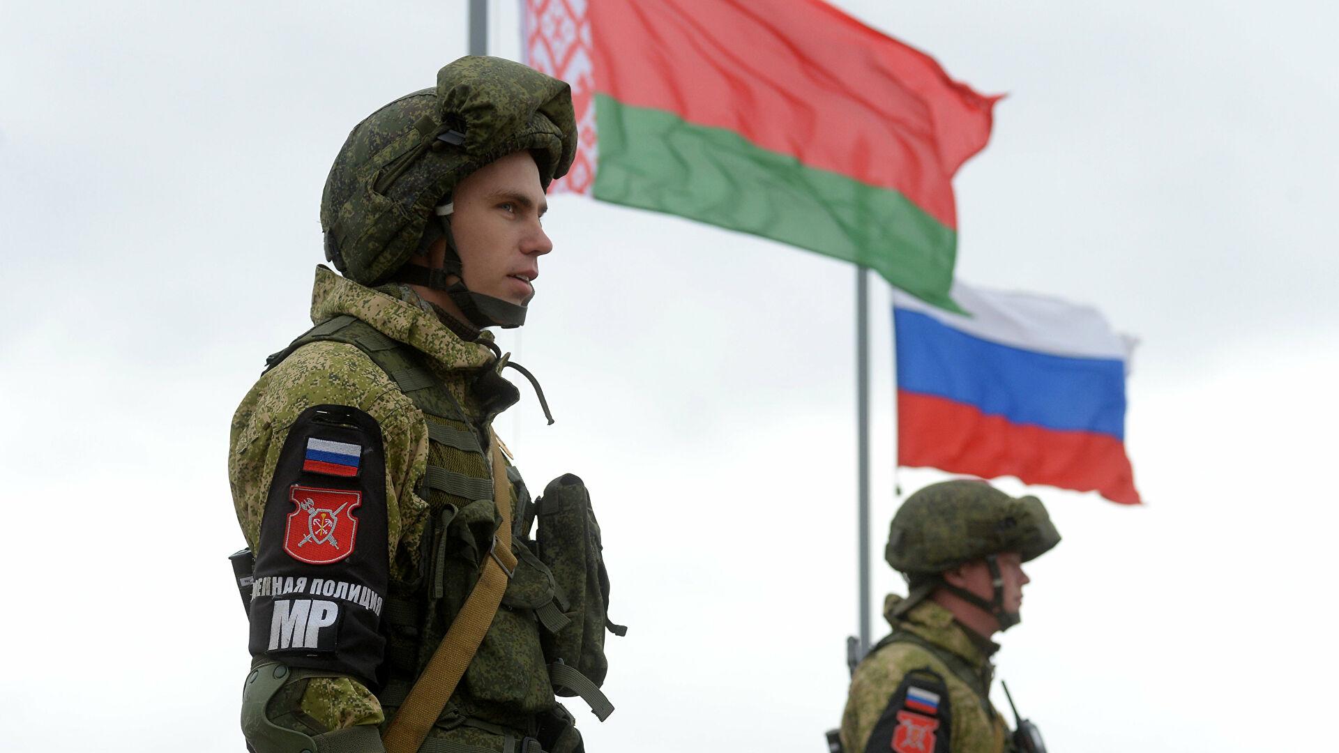 """Белорусија најавила заједнику вежбу са Русијом - """"Запад 2021"""""""