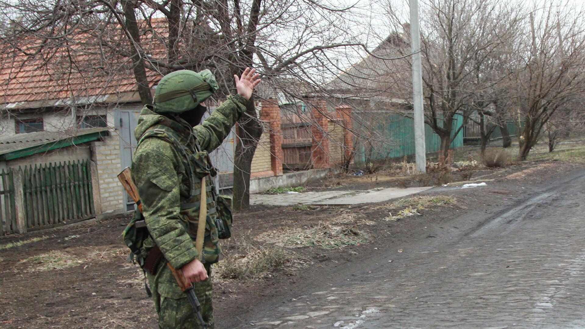 Украјинске снаге гранатирале периферију Доњецка
