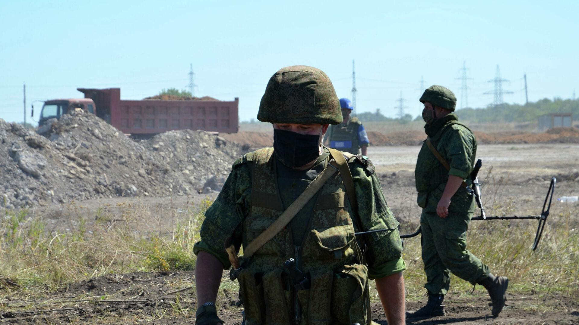 Украјина гранатирала ЛНР, оборен украјински дрон
