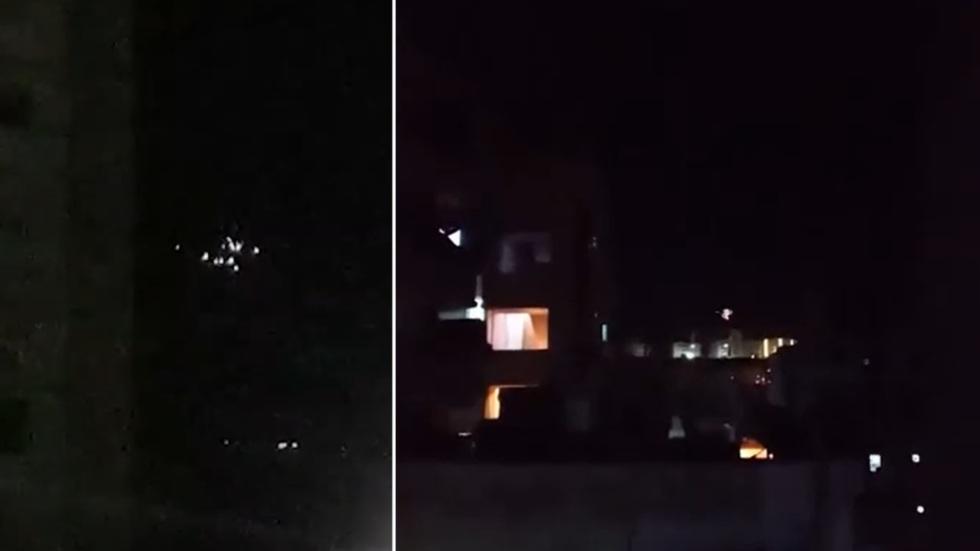 """РТ: Сиријска ПВО одговорила на """"израелску агресију"""", пресрећући """"више ракета"""" над Дамаском - државна ТВ"""