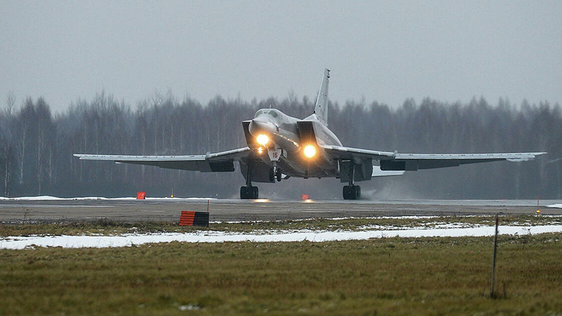 Погинула три члана посаде бомбардера Ту-22М3 на аеродрому код Калуге