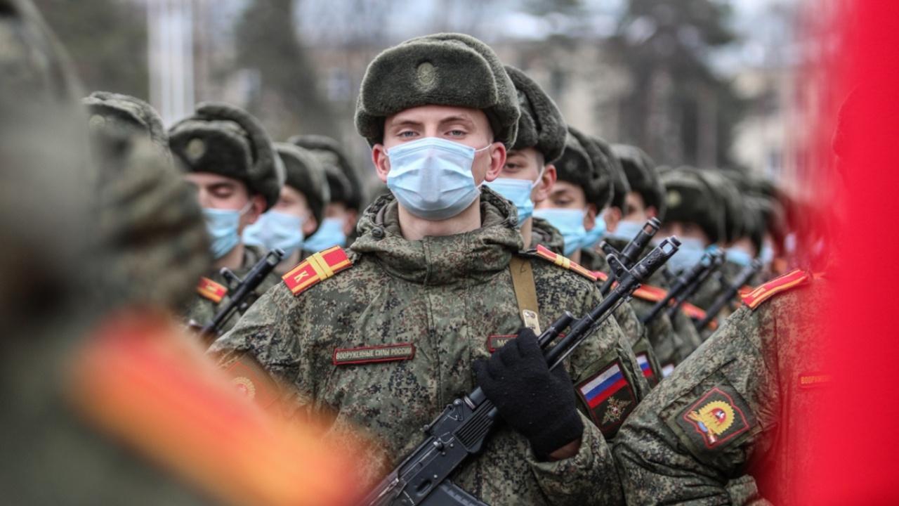 На служење војног рока биће позвано 135 хиљада Руса