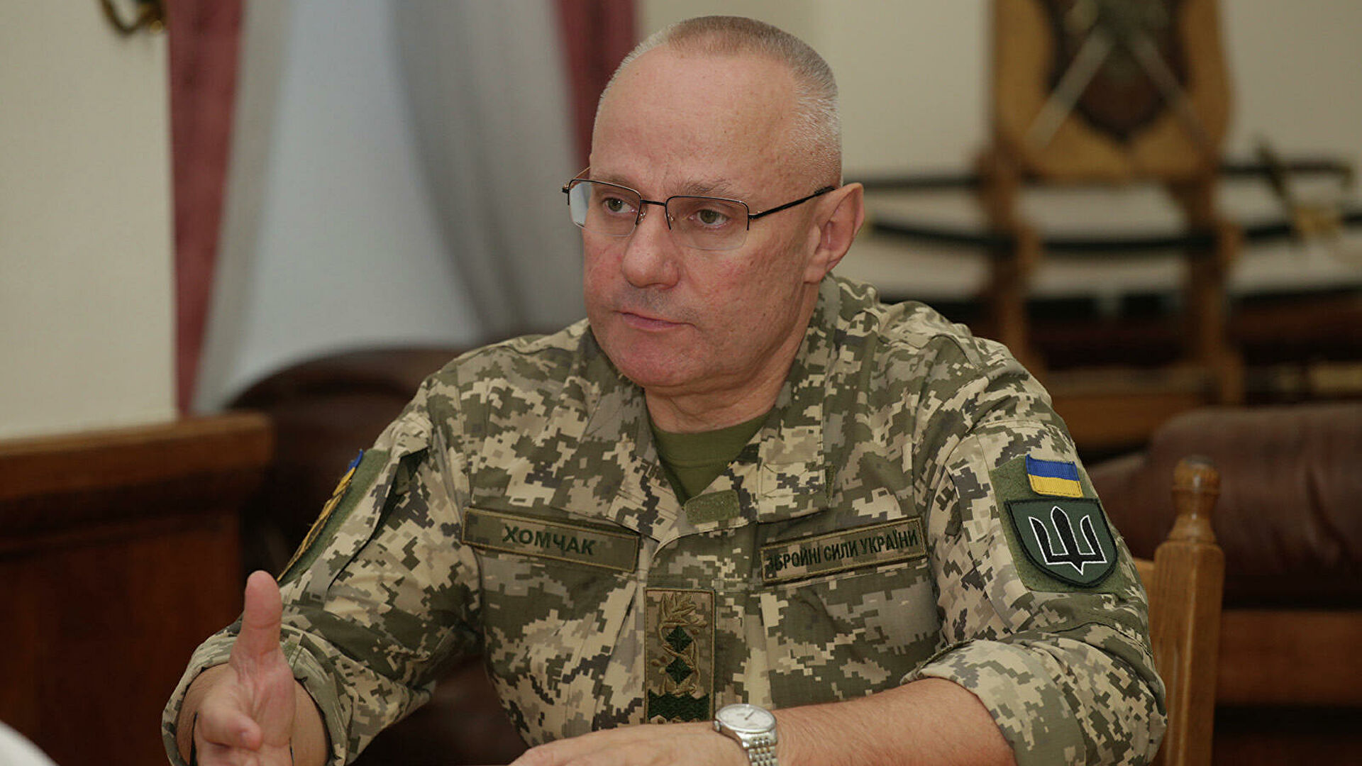 "Komandant ukrajinske vojske nazvao vojsku ""štitom Evrope"""